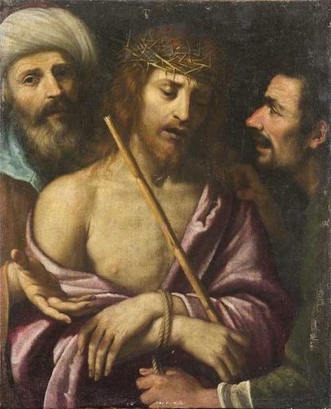Ludovico Cardi (Il Cigoli), Ecce Homo, 16th