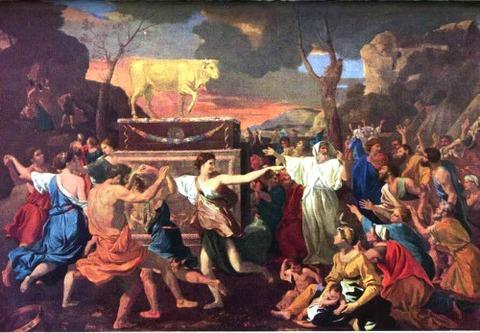 Nicolas Poussin 1634