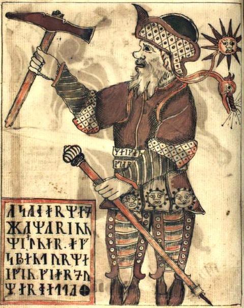 Thor (Iceland, 18th century)