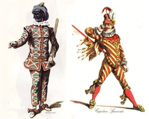 Commedia dell'arte 1