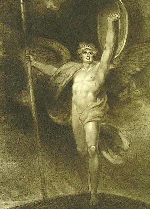 Richard Westall Boydell, 1794