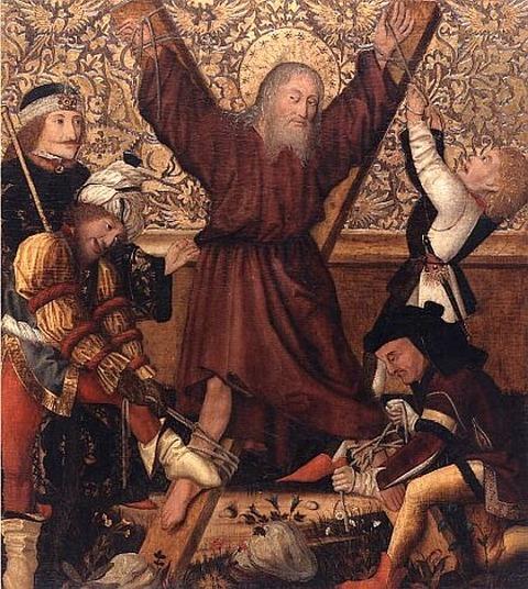 聖アンドレアス ローマ帝国植民地総督 1470-80