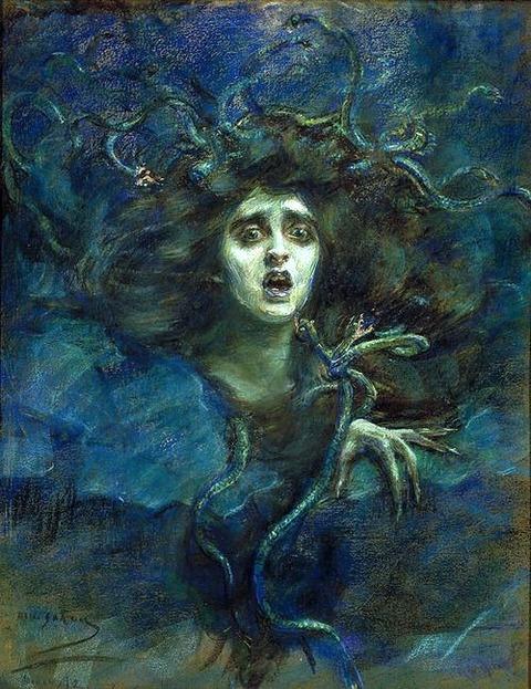 Alice Pike Barney 1892