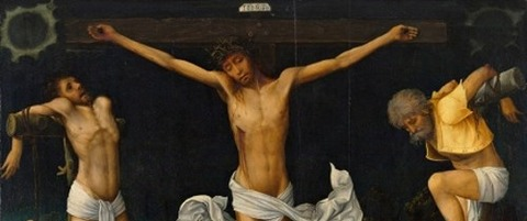 Bernard van Orley, The Crucifixion, 1515-20 -