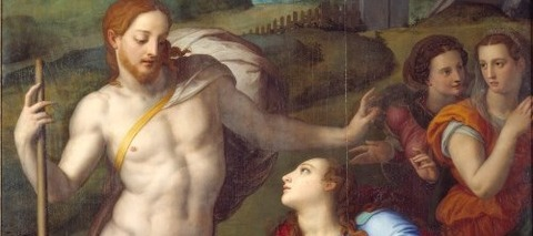 Agnolo Bronzino Noli Me Tangere -