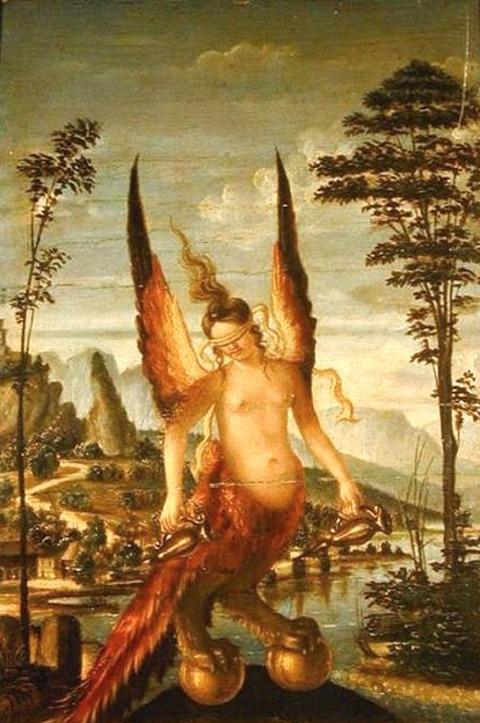 Allegory of Temperance, Giovanni Bellini
