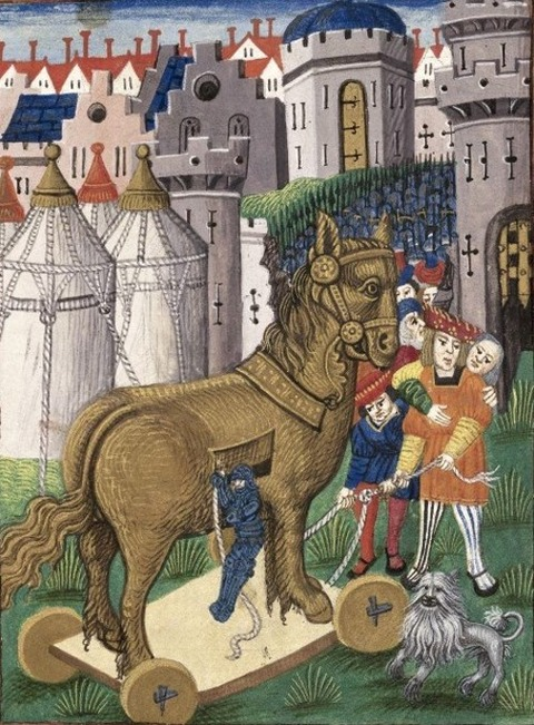 John Lydgate, Troy Book (British Library)