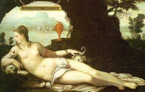 Jean Cousin the Elder 1550