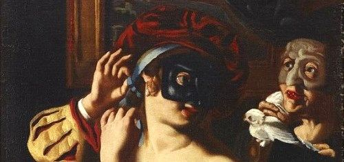仮面舞踏会の絵画13点。イタリア ルネサンスより流行った、素性を隠す ...