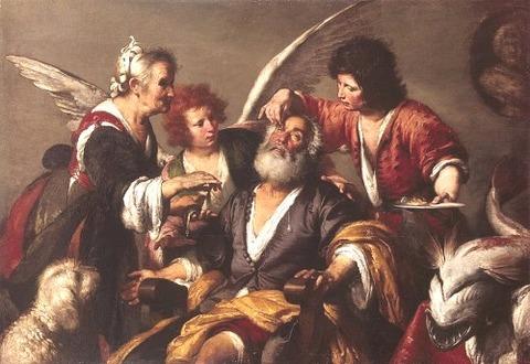 Bernardo Strozzi  1635