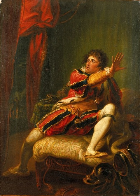 John Philip Kemble (1757-1823)  Richard III