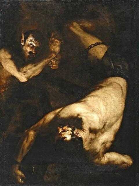 Jusepe De Ribera  1591-1652 Ixion
