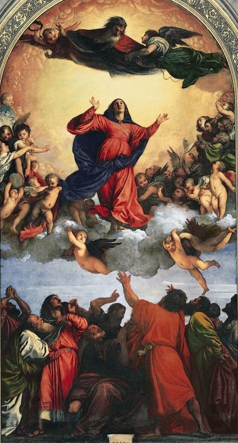 ティツィアーノ・ヴェチェッリオ 1516-18