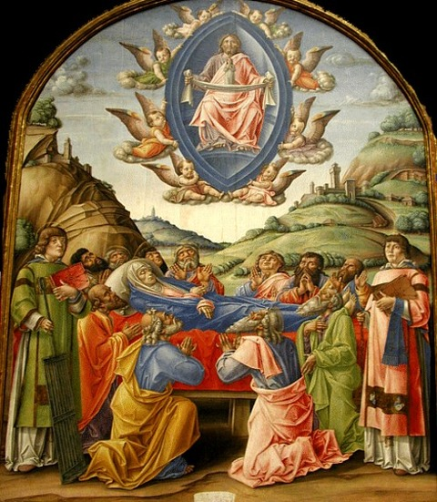 Altarpiece for a chapel in Padua, 1484