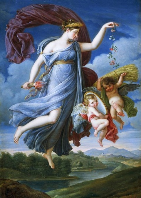 Allegory of Summer, 1819