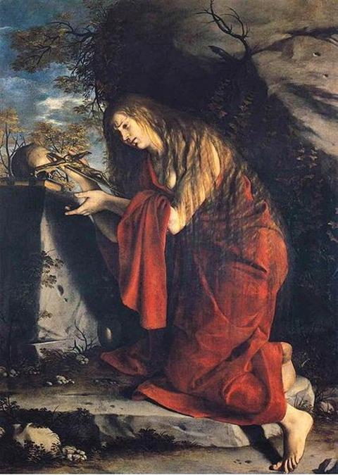 Magdalena Gentileschi, Orazio