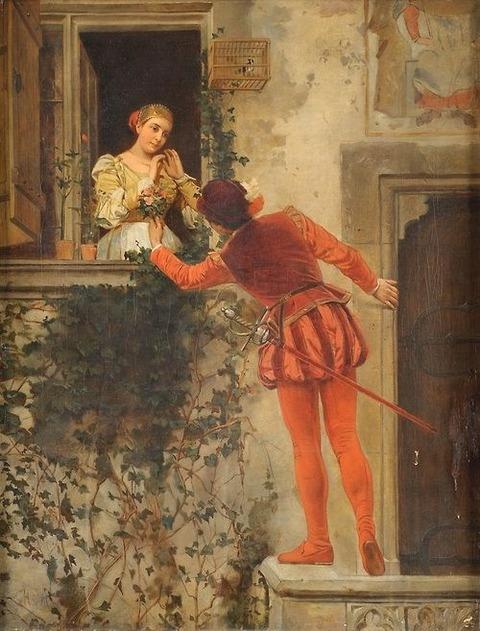 Heinrich von Angeli Romeo and Juliet