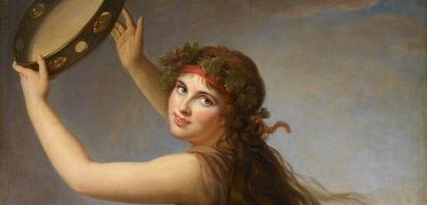 LadyHamilton ヴィジェ・ルブラン 1790 -