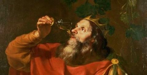 Nicolas Tournier, King Midas, c. 1620 -
