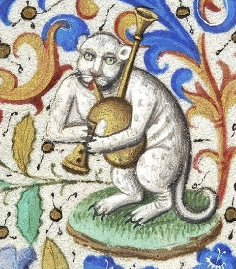 Book of Hours of Rome, 1460