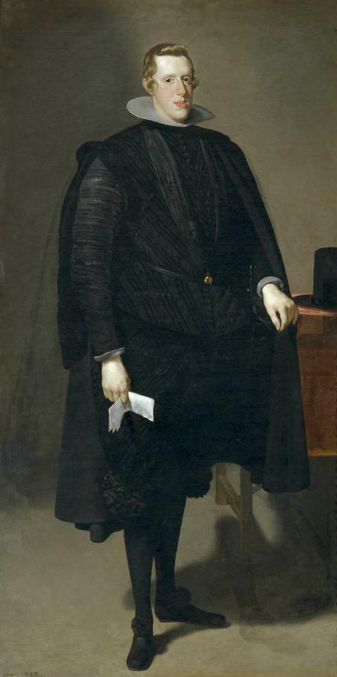 Felipe IV (Phillip IV) 1628
