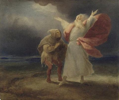 Ary Scheffer  1834