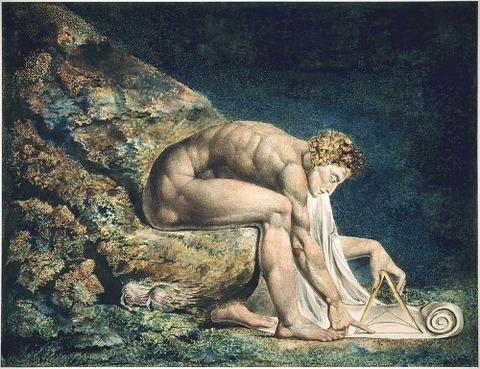 Blake's Newton (1795)