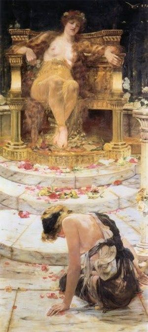 Visions of Whimsy The Story of Eros and Psyche