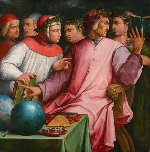 Giorgio Vasari,  1544