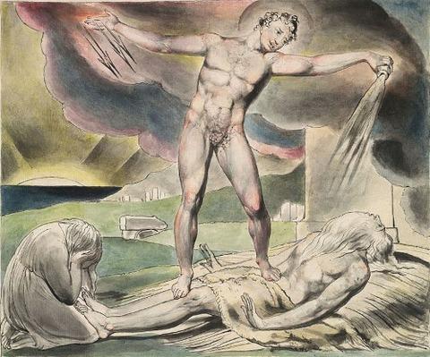 William Blake 1821