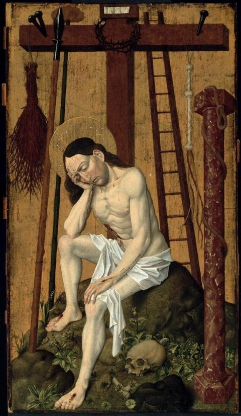 Unidentified artist, Alsatian, 2nd half 15th century