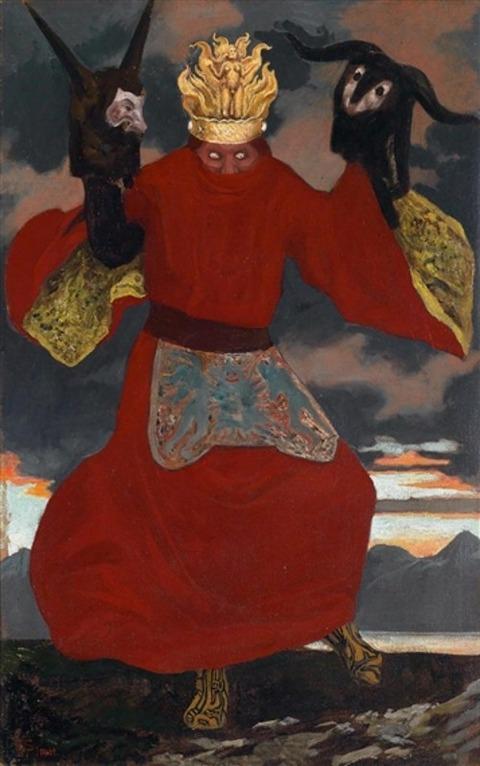 Der Schamane (The Shaman), 1901