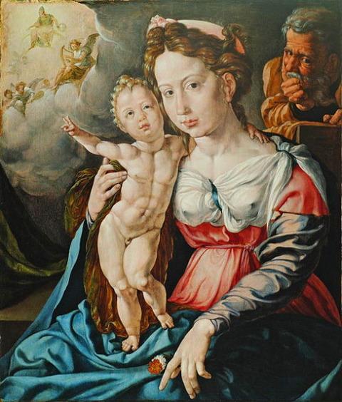 Jan Cornelisz Vermeyen 1528-9