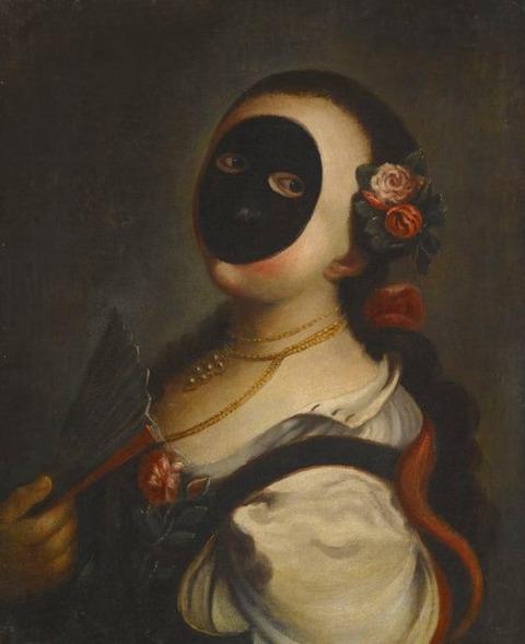 Felice Boscarati (1721 - 1807) - La Moretta