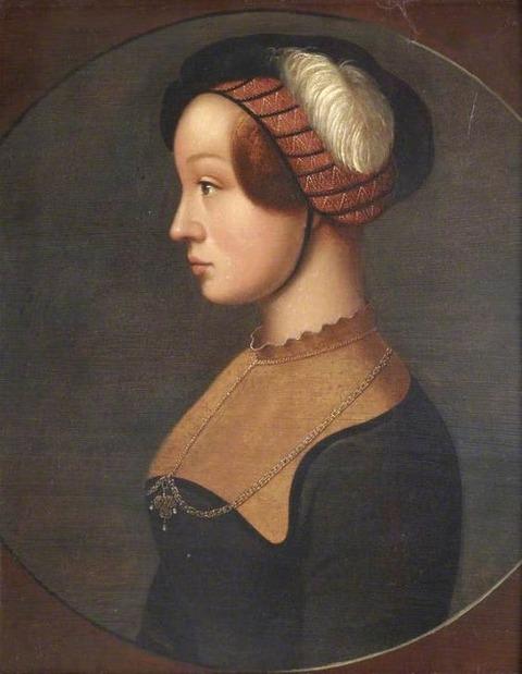 Lady Jane Grey (1537–1554)