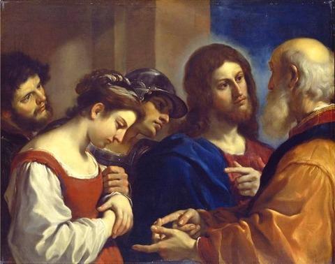 Guercino, 1621