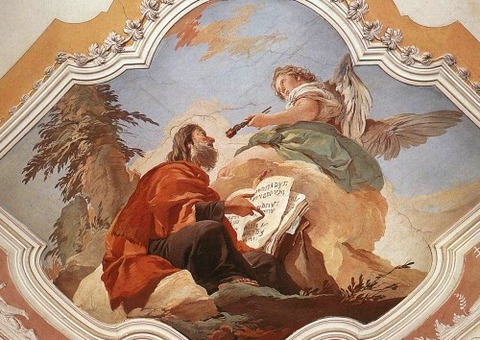 The Prophet Isaiah, 1726 - 1729 - Giovanni Battista Tiepolo