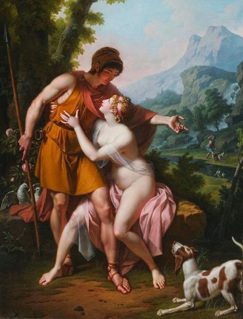 Jean Baptiste Regnault 1754-1829