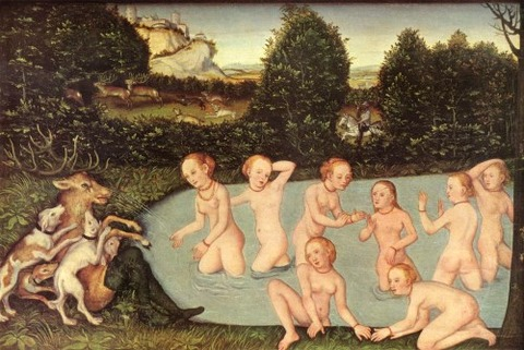 Lucas Cranach the elder, 1525