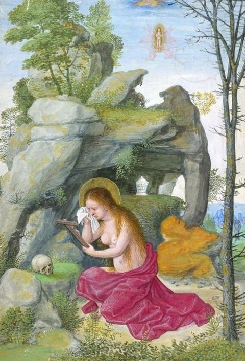 Mary Magdalene  1516