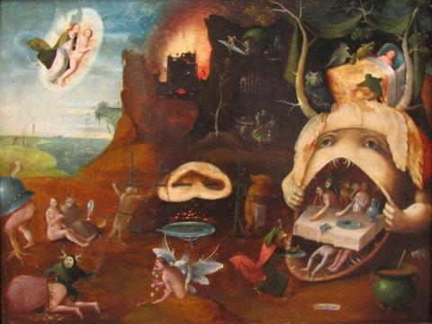 follower of Hieronymus Bosch, c. 1485