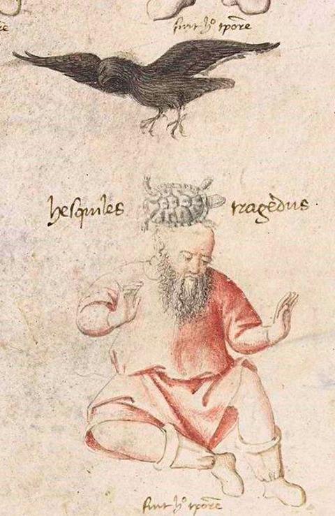 death of Aeschylus (2)