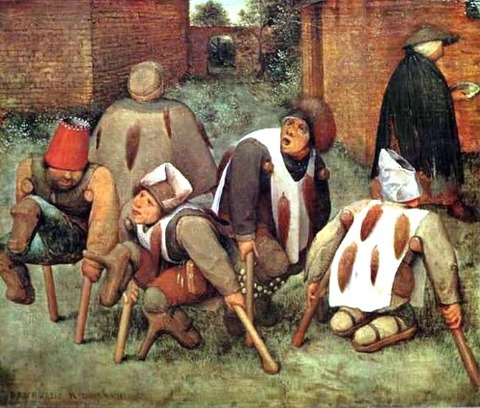 Pieter Bruegel the Elder 1568