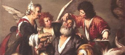 Bernardo Strozzi  1635 -