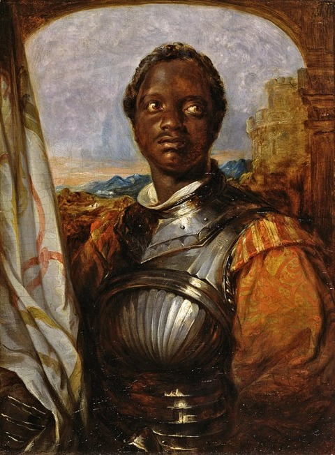 Othello by William Mulready