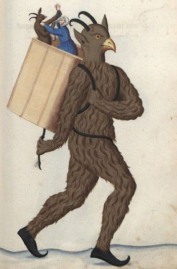 Nürnberger Schembart-Buch, 17