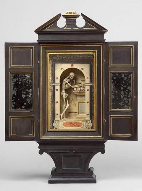 Tödlein Shrine  Paul Reichel  1583