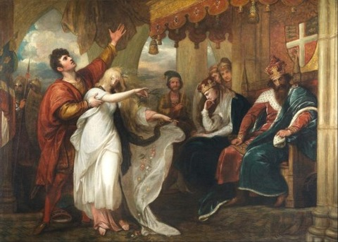 Benjamin West 1792
