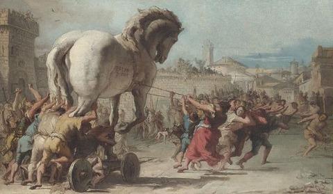 Giovanni Domenico Tiepolo 1773