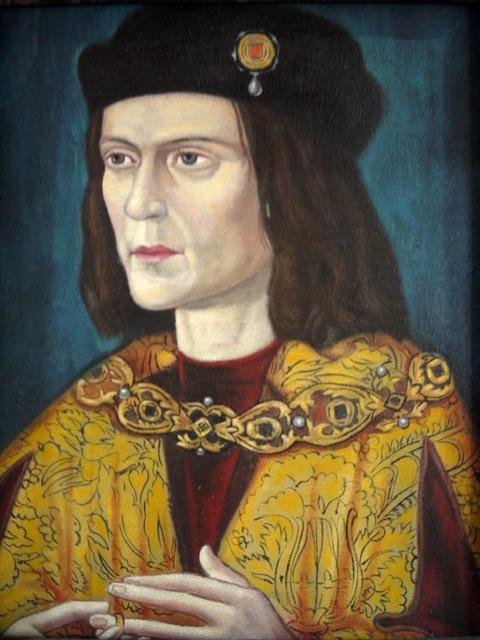 Richard-as-King